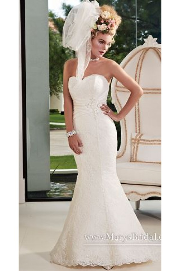 WEDDING GOWN BY MARY\'S BRIDAL 6308